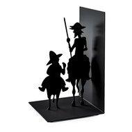 Balvi Держатель для книг Don Quijote, 10х10х17 см, черный