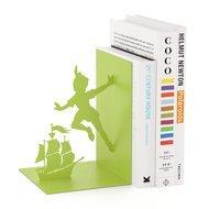 Balvi Держатель для книг Flying Boy, 11х10х17 см, зеленый