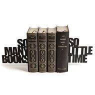 Balvi Держатель для книг So many!, 15х21.5х8 см, черный