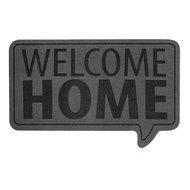 Balvi Коврик придверный Welcome Home, 70х45х0.6 см, серый