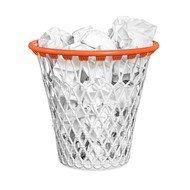 Balvi Корзина для бумаг Basket, 32х30.7 см, белая