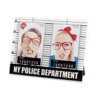 Balvi Фоторамка NYPD 10x15, 25.7х19.4х0.8 см, белая