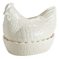 Mason Cash Подставка для яиц Hen, 22х17х20 см, кремовая