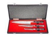 Samura Набор ножей Pro-S, 3 шт, в подарочной коробке