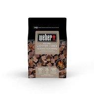 Weber Кубики для розжига, натуральные