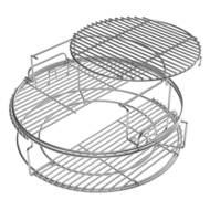 Big Green Egg Набор многоуровневых стальных решеток для гриля L, 5 частей