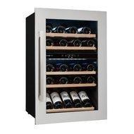 Climadiff Шкаф для подготовки вина к подаче, двухзонный, 52 бутылки