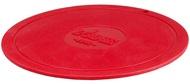 Lodge Подставка под горячее силиконовая, 18.2 см, красная