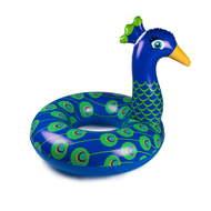 BigMouth Круг надувной Peacock, 30х25х5 см