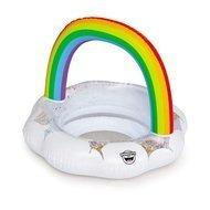 BigMouth Круг надувной детский Rainbow, 20х20.3х5 см
