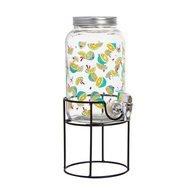 D'casa Лимонадник на подставке Lemon (3 л), 14х25 см