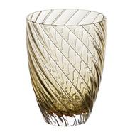 Italesse Набор стаканов сервировочных Vertigo Tumbler Amber (380 мл), 6 шт