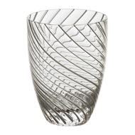 Italesse Набор стаканов сервировочных Vertigo Tumbler Clear (380 мл), 6 шт