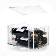 Italesse Упаковка для вина из прозрачного акрила Aria (1.5 л)