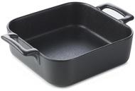 Revol Блюдо для запекания квадратное Belle Cuisine (1.6 л), 20х20х6.5 см, черное