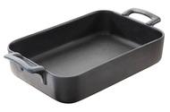 Revol Блюдо для запекания прямоугольное Belle Cuisine (2.5 л), 30х21.5х6.5 см, черное