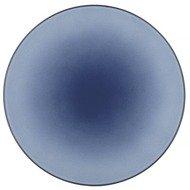 Блюдо круглое Equinoxe Blue, 31х3.5 см, синее