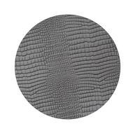 Lind Dna Подстановочная салфетка круглая, 24 см, серая