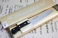Shimomura Нож кухонный Сантоку, 17 см