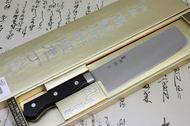 Shimomura Нож кухонный Накири, 16.5 см