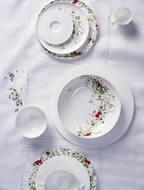 Rosenthal Столовый сервиз Brillance Fleurs Sauvages, на 6 персон, 24 пр