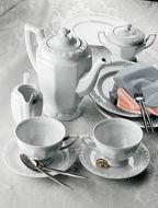Rosenthal Чайный сервиз Maria White, на 6 персон, 14 пр