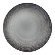Revol Тарелка для хлеба/торта Swell Black, 16 см, черная