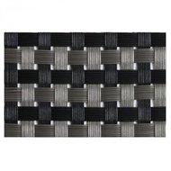 Viejo Valle Набор сервировочных салфеток Grey-black Triton, 45х33 см, 6 шт