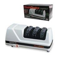 Chefs Choice Точилка для ножей электрическая CC120W, белая