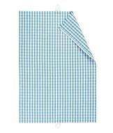 Linum Полотенце Osby, 50х70 см, голубое