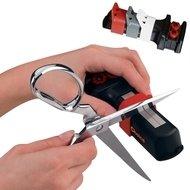 Chefs Choice Точилка для ножей и ножниц механическая CC480KS, черная