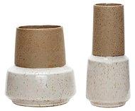 Hubsch Набор керамических ваз, 2 шт