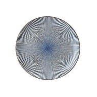 Tokyo Design Тарелка Sendan, 25 см, синяя
