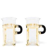 Bodum Набор кружек кофейных Chambord (300 мл), 2 шт, золото