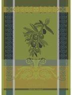 Garnier-Thiebaut Полотенце кухонное Olivier Vert, 56х77 см