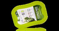 Hatamoto Доска разделочная, 34.5x23.7x0.25 см, зеленая