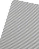 Agoform Коврик для лотков Modern Line рифленый, 100х47.4 см, серый