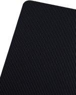 Agoform Коврик для лотков Modern Line рифленый, 100х47.4 см, черный