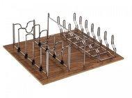 Rockenhausen Лоток для кастрюль и сковородок WoodLine в ящик Tandembox 600