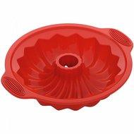 Nadoba Форма для круглого кекса Mila, 29.5x25.5x6.2 см