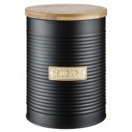 Typhoon Емкость для хранения сахара Otto (1.4 л), черная