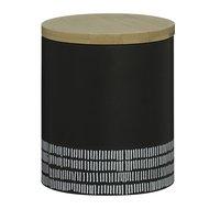 Typhoon Емкость для хранения Monochrome (1 л), средняя, черная