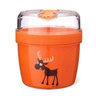 Carl Oscar Ланч-бокс с охлаждающим элементом N'ice Cup Moose, оранжевый