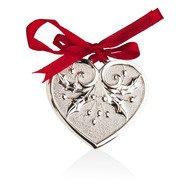 Lenox Украшение новогоднее Сердце, 6.5 см