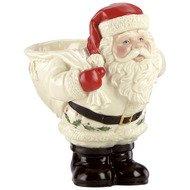 Lenox Чаша для конфет Дед Мороз с мешком, Новогодние праздники, 15 см