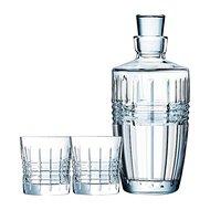 Cristal D Arques Набор стаканов (320 мл) и графина (1 л) Rendez-Vous, 3 пр