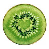 Walmer Блюдо сервировочное Kiwi, 25 см, зеленое