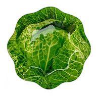 Walmer Салатник Cabbage, 19 см, зеленый