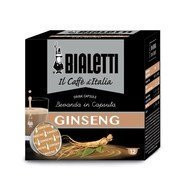 Bialetti Кофе в капсулах Ginseng Cremoso, 12 шт.