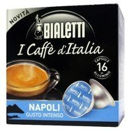 Bialetti Кофе в капсулах Napoli Forte, 16 шт.